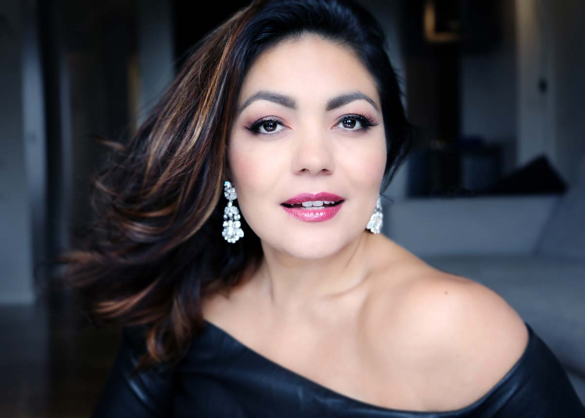 Ailyn Pérez, soprano – Photo Frances Marshall