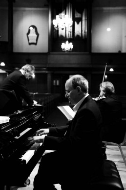 Trio Shaham, Erez, Wallfischer – Photo Frances Marshall