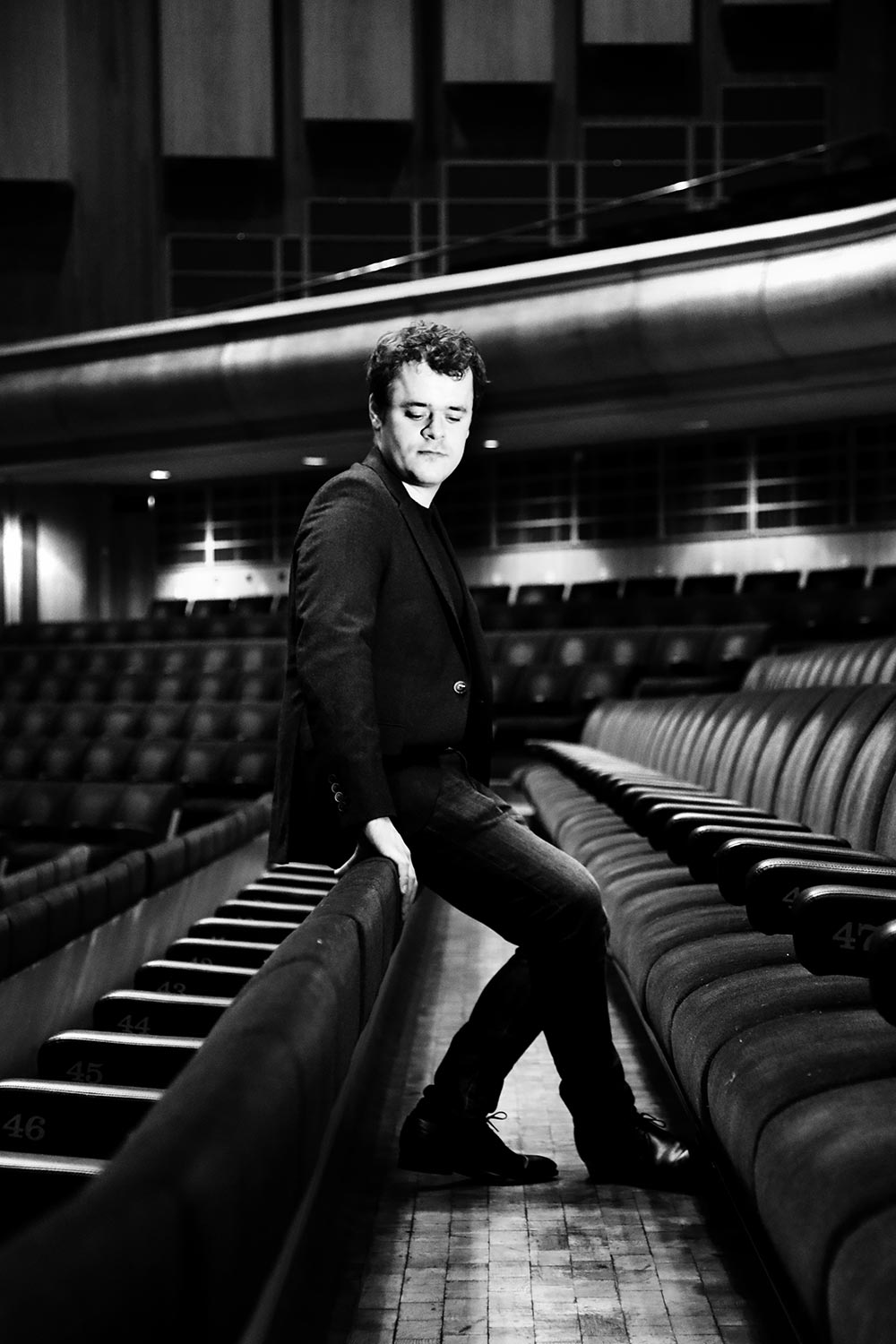 Benjamin Grosvenor, pianist – Photo Frances Marshall