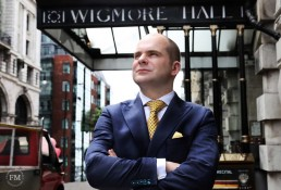 John Gilhooly, Director of Wigmore Hall – Photo Frances Marshall