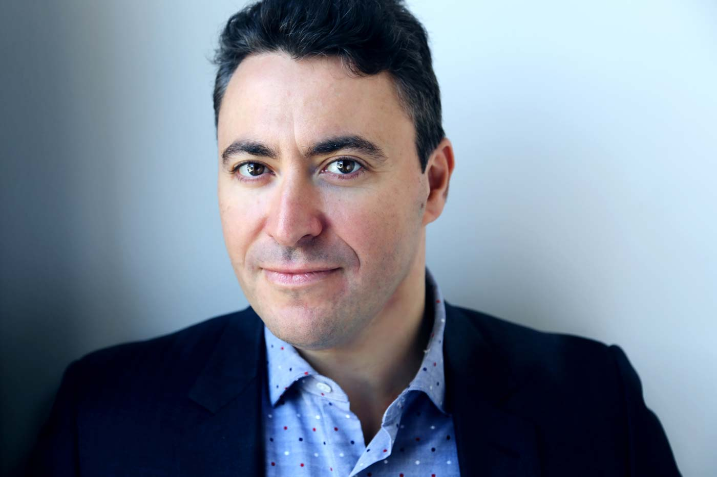 Maxim Vengerov, violinist – Photo Frances Marshall
