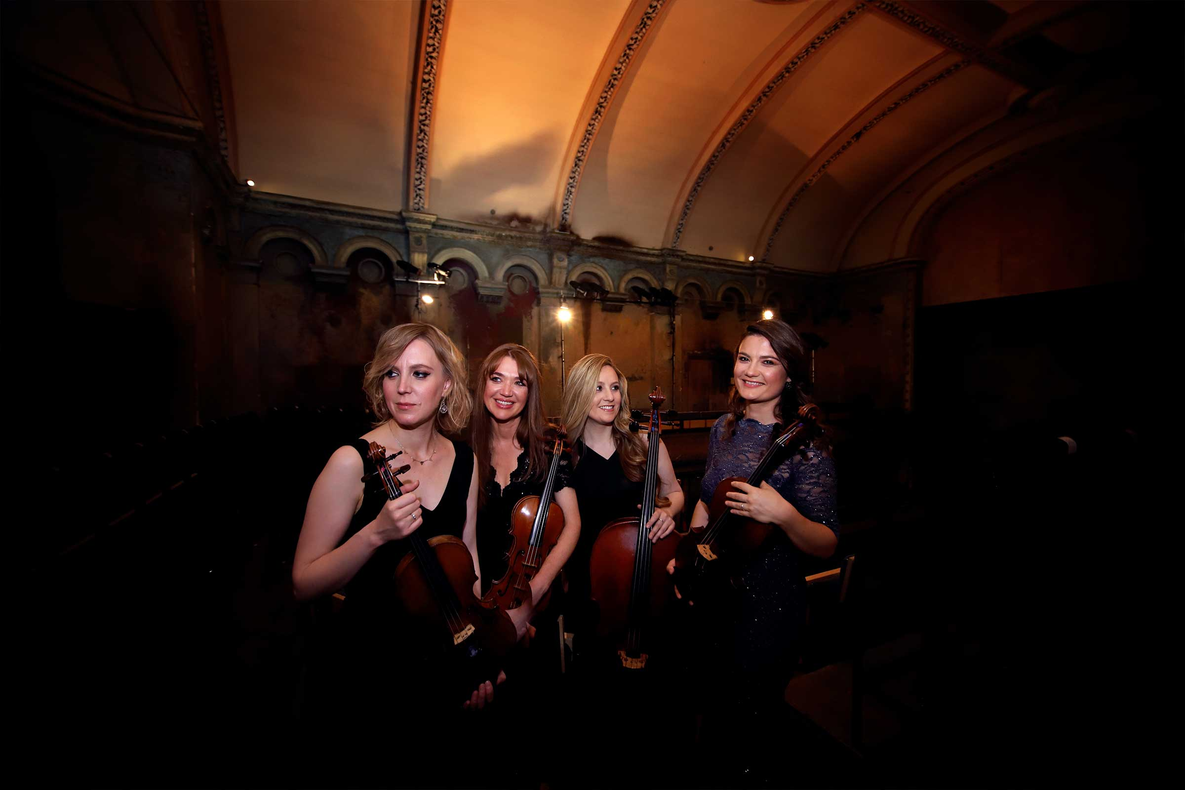 Pavao Quartet – Photo Frances Marshall