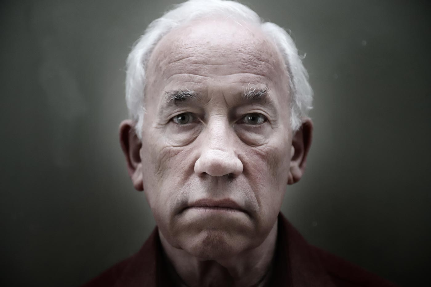 Simon Callow, actor – Photo Frances Marshall