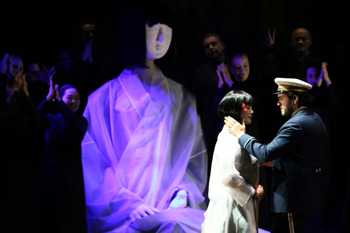Madama Butterfly – Theater Orchester Biel Solothurn, 2019 – Photo Frances Marshall